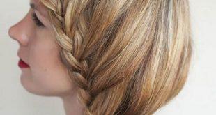 صورة شعر بنات تسريحات , اجدد تسريحات البنات و اجملها