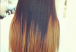 صور صبغ نصف الشعر , موضة جديدة فى عالم الصبغات