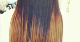 صبغ نصف الشعر , موضة جديدة فى عالم الصبغات