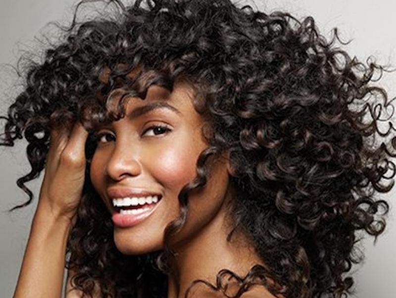 صور تجعيد الشعر بالجل , استخدمى الجل للحصول على مظهر جديد