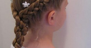صورة تسريحات شعر للاطفال , اجمل و اجدد تسريحات البنات