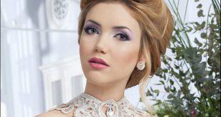 صوره تسريحات شعر ومكياج لبناني , اجمل طلات لبنانية فى الشعر و المكياج