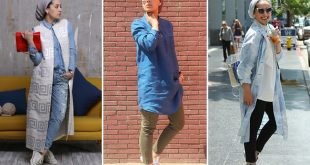 صورة اجمل ازياء المحجبات من اسيا عاكف الجديدة , موديلات انيقة و جذابة