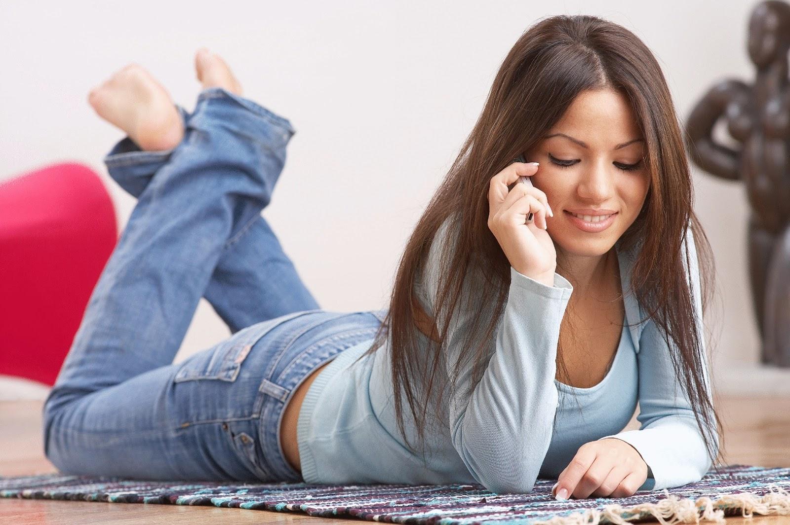 صوره كيف تتكلم مع فتاه في الهاتف , حيل واسرار وافكار للتعامل مع البنات
