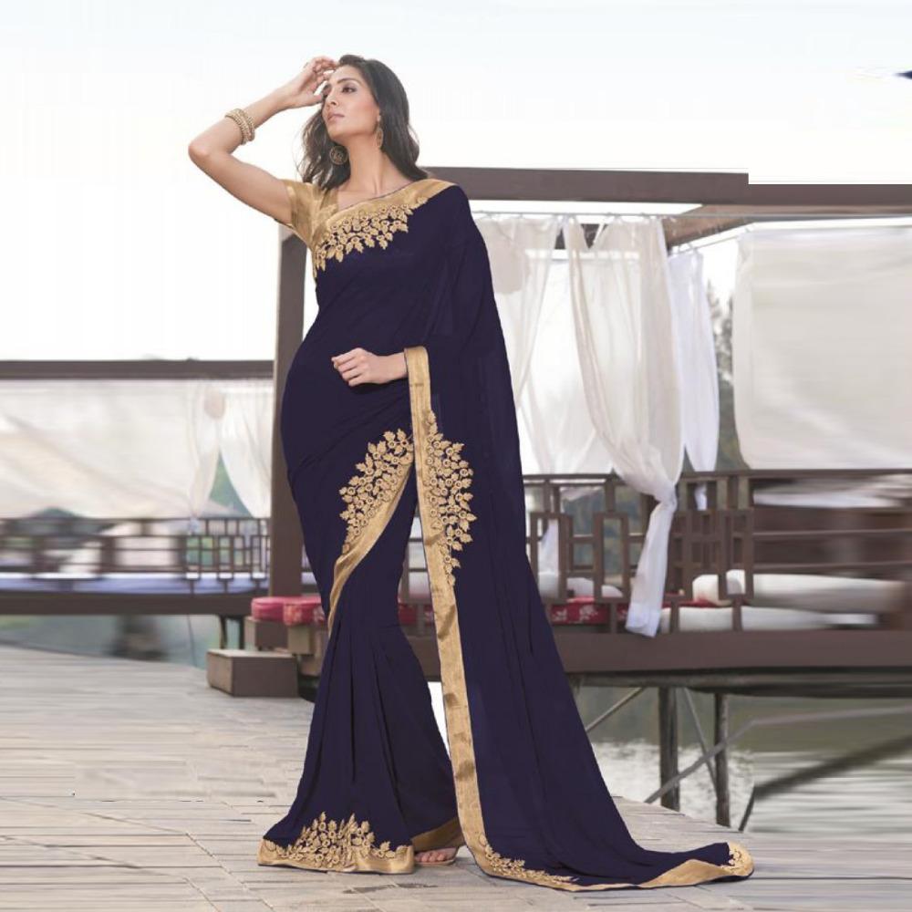 صورة احلى فساتين هنديه للخطوبه , تصميمات هندية , احلى فساتين مميزه للعرايس 2019