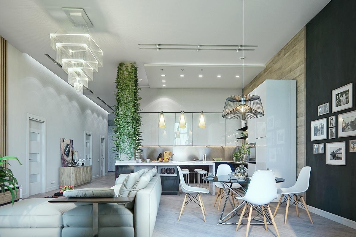 صورة ديكورات منوعه للمنزل 2019 , تصميمات مودرن لبيتك , احدث ديكورات منزليه 2019