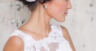 صورة تسريحات شعر للعروس 2019 , فورمات ليلة الزفاف , احدث تسريحات الاعراس 2019