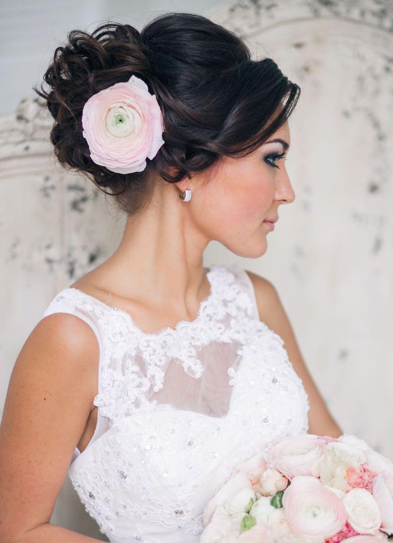 صورة تسريحات شعر للعروس 2020 , فورمات ليلة الزفاف , احدث تسريحات الاعراس 2020