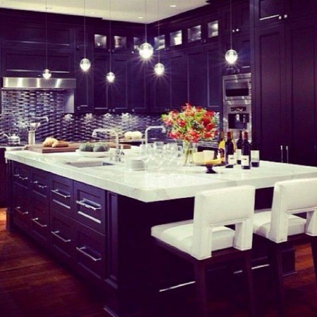 صورة مطابخ روعه حديثة , تصميم مطابخ حديثه , اجمل مطبخ رائع 2020 9112 1