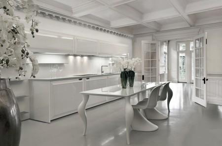 صورة مطابخ روعه حديثة , تصميم مطابخ حديثه , اجمل مطبخ رائع 2020