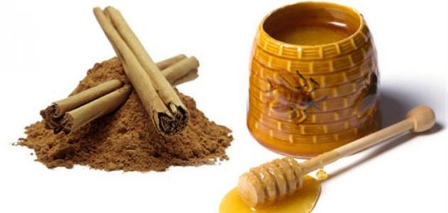 صورة فوائد العسل والقرفة , خليط العسل مع القرفة