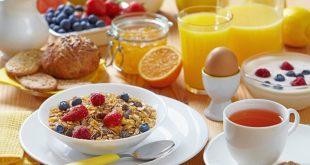 صورة مكونات وجبة الافطار الصحية , مم تتكون وجبة الافطار الصحية