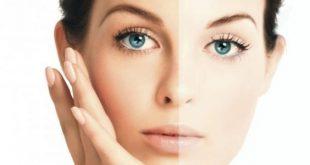 صورة اسرع طريقة لتبييض الوجه , تبييض الوجه في 5 دقائق