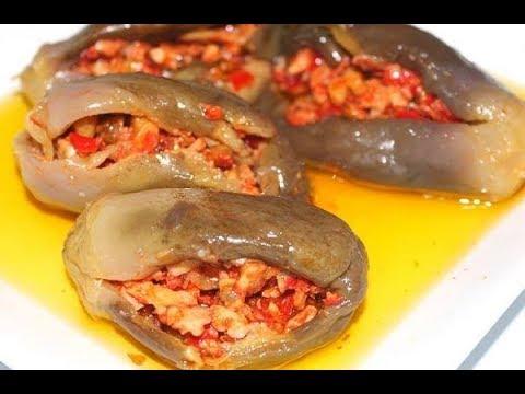 صورة طريقة المكدوس شام الاصيل, عمل المكدوس الشامي