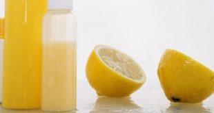 صورة فوائد الليمون لإزالة رائحة العرق, خلطة لإزالة رائحة العرق