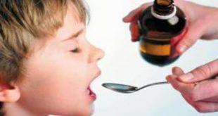 صورة علاج السعال للأطفال, السعال عند الأطفال