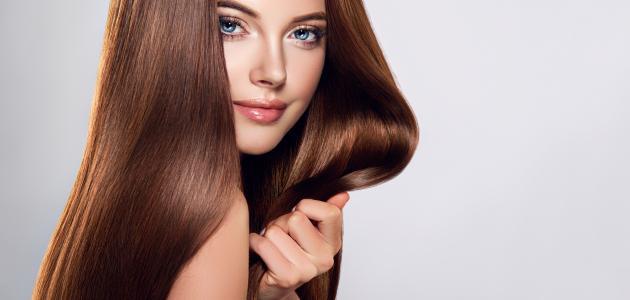 صورة ماسك لمعان الشعر, وصفات لزيادة لمعان الشعر