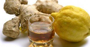 صورة كيف يحضر شراب الزنجبيل, فوائد الزجبيل للقلب