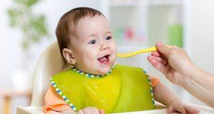 صورة نظام غذائي صحي ولذيذ للاطفال بعمر 10 شهور الى 18 شهر